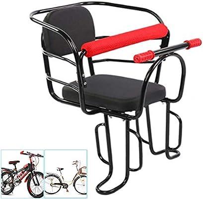 Asiento de bicicleta para niños, marco de espesar o soporte ...