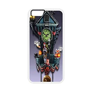 Custom Case The Nightmare Before Christmas For iPhone 6 Plus 5.5 Inch Q3V793053