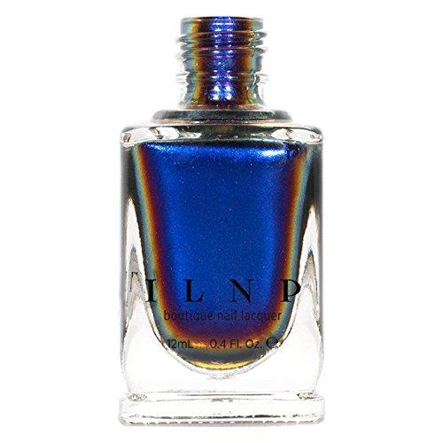 ILNP Cygnus Loop - Blue, Purple, Orange, Yellow, Red, Green Ultra Chrome Color Shifting Nail Polish