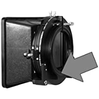 Cavision ABS Step-down Ring from OD 120mm to ID 85mm, for the 4x4 Matte Box