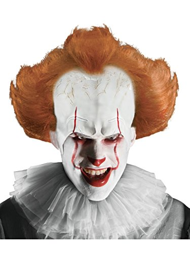 Rubie's Adult Pennywise IT Movie Costume Wig ()