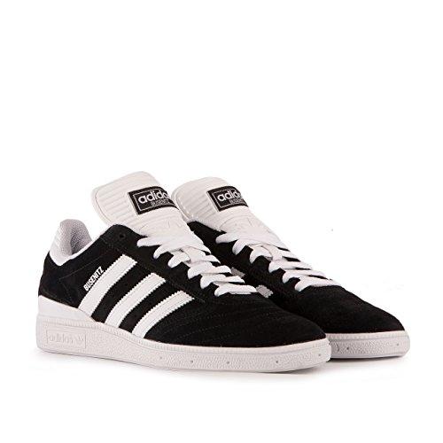 Mens Pro Core - adidas Skateboarding Men's Busenitz Pro Core Black/Footwear White/Footwear White Athletic Shoe