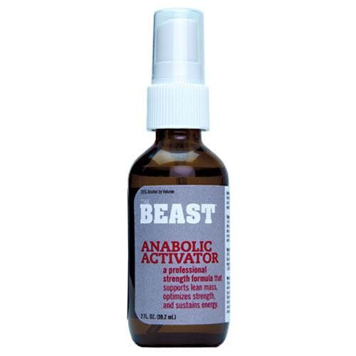 Beast Sports Nutrition Anabolic Activator - 2 fl oz 59.2 ml) by Beast Sports Nutrition