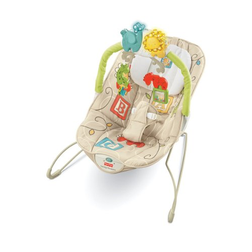 Fisher-Price Playtime Bouncer – Animal Krackers