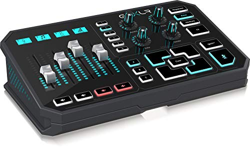 GoXLR - Mixer, Sampler, & Voice FX for Streamers (Alesis Audio Mixer)