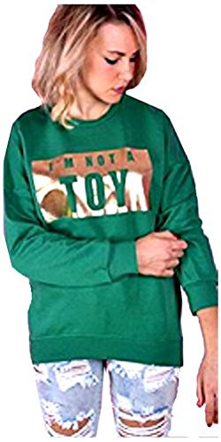 SHOP ART - Sweat-shirt - Femme vert vert