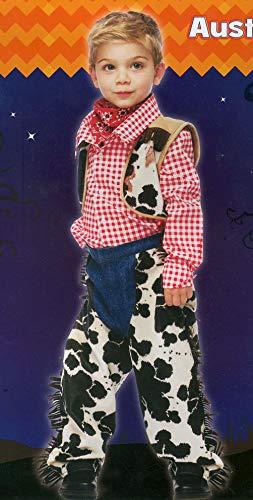 Imagination Workshop Austin the Cowboy Costume, Size 4 - 6x]()
