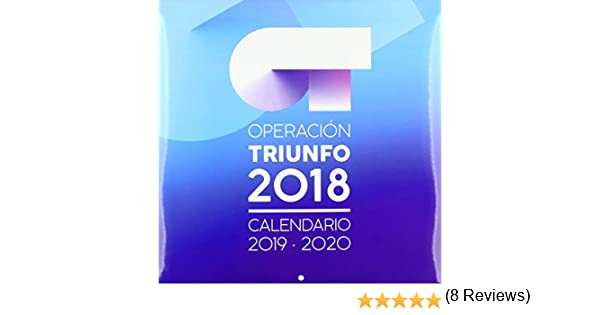 Single + Calendario: Operación Triunfo 2018, Operación Triunfo 2018: Amazon.es: Música