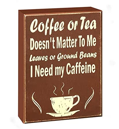 Amazon Jennygems Coffee Sign Coffee Quotes Wooden Sign