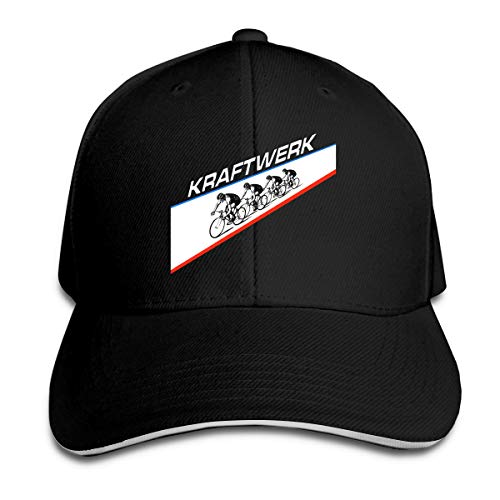 Magnesium Rear Wheel (Ngxiuquq Kraftwerk - Tour DE France Casual Style Football Black Flat Brim Cap Hat)
