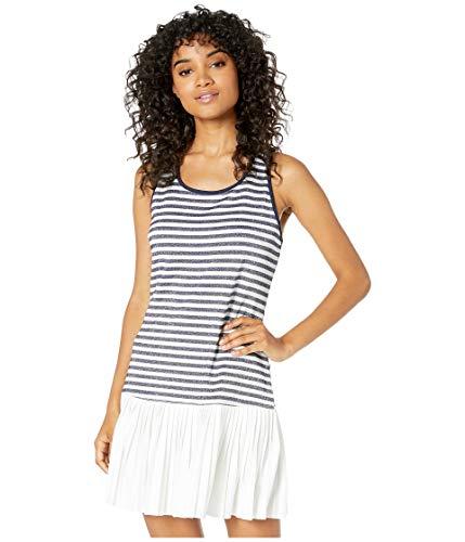 Fila Women's Heritage Tennis Sparkle Dress Navy/White X-Large