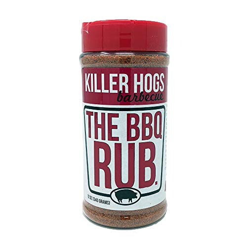 Killer Hogs The BBQ Rub 16 Ounce (Best Dry Rub For Beef Ribs)