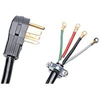 Petra Certified 4 Wire Power Dryer Cord Appliance 10 ft