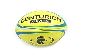 Centurion Pass Developer Rugbyball, für Wurfübungen, Gr. 5, Gelb