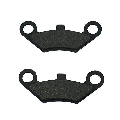 Cfmoto Motorcycle - Easy to Install Motorcycle Parts Front Brake Pads for CF Moto 500cc Cfmoto 500 CF500 CF600 600cc X5 X6 X8 ATV UTV ATV 4 X 4 Quad Bike Useful ( Color : 1 )