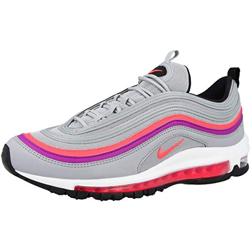Femme Grey Chaussures Red Shoe Purple Nike de 001 Multicolore Max Vivid Gymnastique Black Solar 97 Women's Wolf Air wqcPAp8