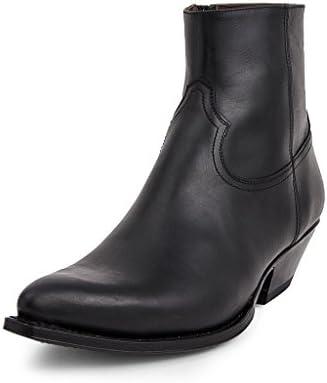 Sendra Boots 13659 Kansas Ciclon Nero Opaco