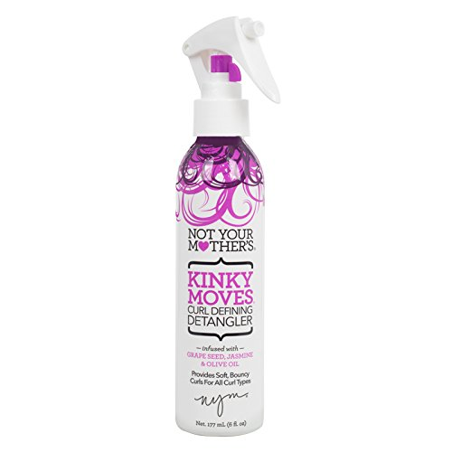 (Not Your Mother's Kinky Moves Curl Defining Detangler, 6 Ounce)