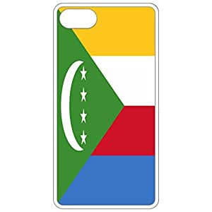 Comoros Flag - White Apple Iphone 6 (4.7 Inch) Cell Phone Case - Cover