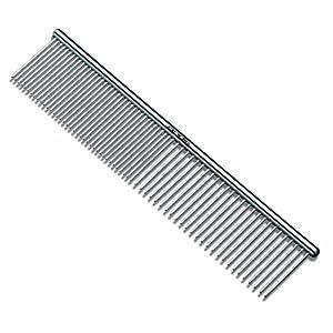 Andis Pet 7-1/2-Inch Steel Comb (65730) 25