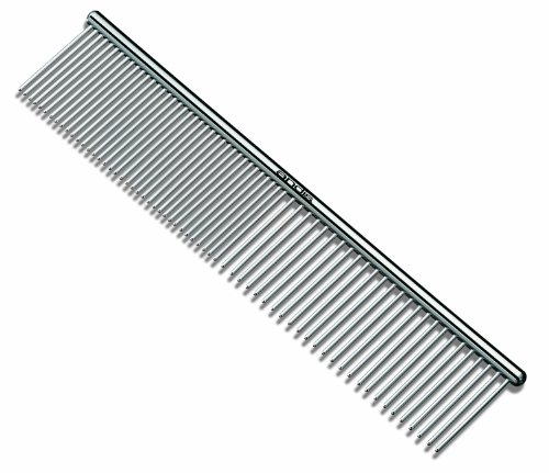 (Andis Pet 7-1/2-Inch Steel Comb (65730))