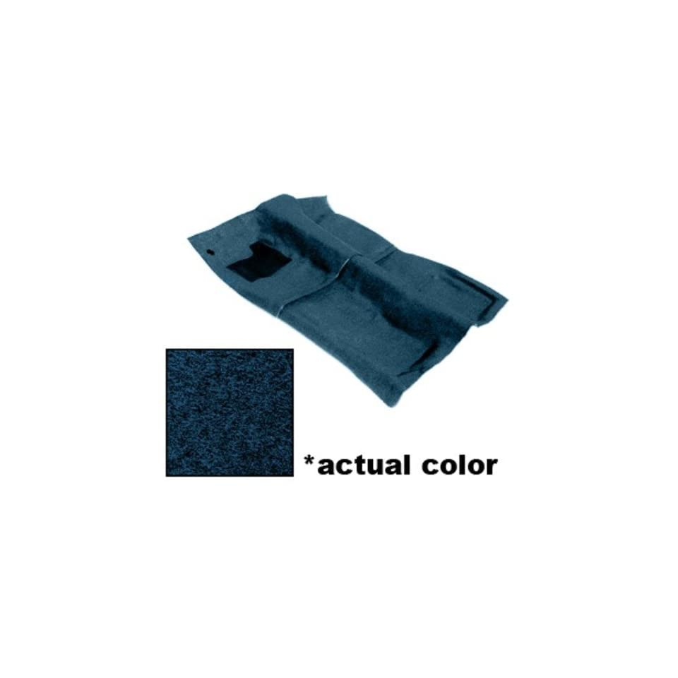 New Chevy Camaro, Pontiac Firebird Carpet Kit   Royal Blue, Cut Pile Fiber 76 77 78 79 80 81