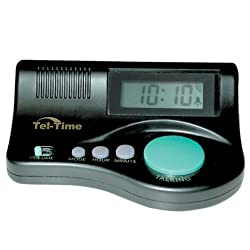 Curve Talking Clock