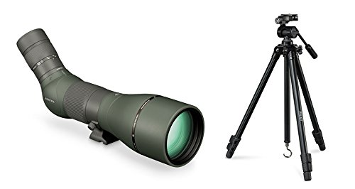 Vortex 27-60x85 Razor HD Spotting Scope w/ Pro GT Tripod Kit