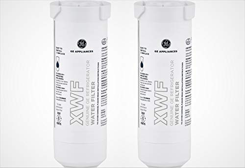 GE XWF Refrigerator Water Filter (2-Pack)