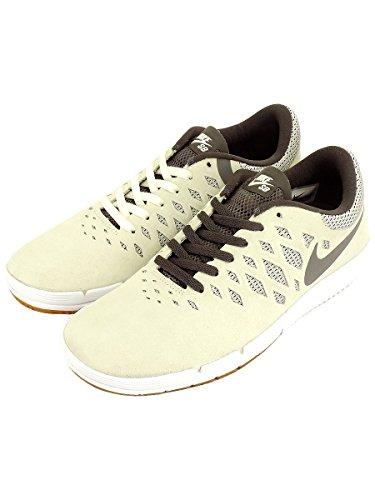Nike Mens Free Sb Skate Shoe Vela Cool Grigio Bianco 101