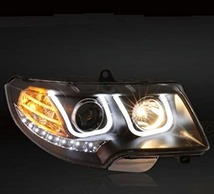 Amazon Com Gowe Car Styling For Skoda Superb Headlights 2009 2013