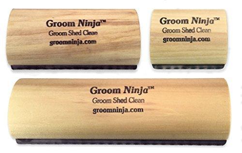 Groom Brush - 9