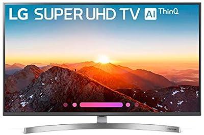 LG Electronics 49SK8000PUA 49-inch 4K Ultra HD Smart LED TV (2018 Model) (Certified Refurbished)