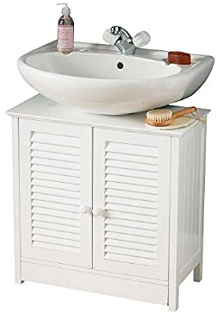 Amazon Premier Housewares Under Sink Bathroom Storage Cabinet