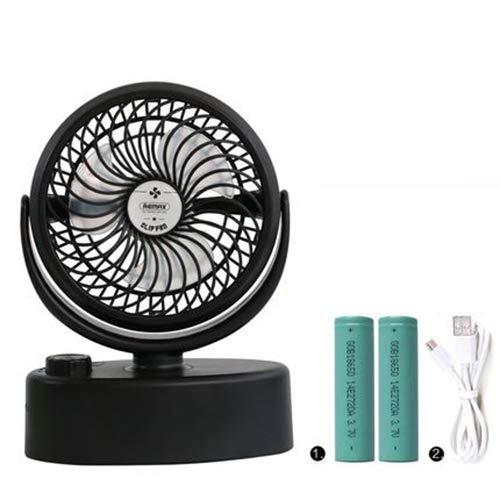 FLB Ventilador Potente Clip 360 Grado Ventilador Giratorio para ...