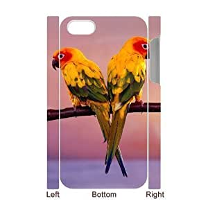 3D Bumper Plastic Case Of Parrot customized case For iPhone 6 4.7