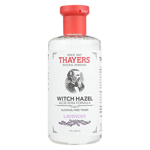 Thayers Natural Remedies Witch Hazel Lavendar -
