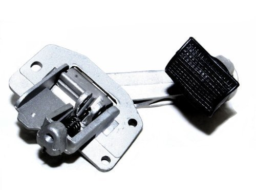 Vespa Rear Brake Pedal Assembly with Foot Rubber PX T5 TEKNOETRE