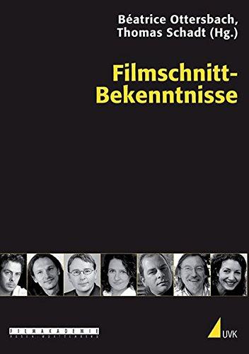 Filmschnitt-Bekenntnisse (Praxis Film)