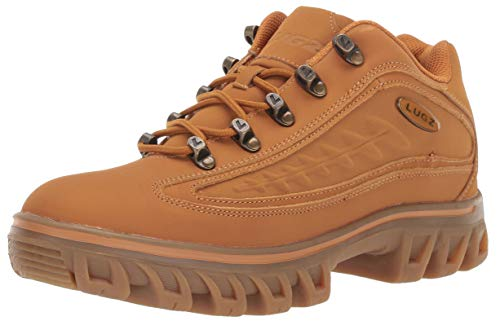 - Lugz Men's Dot.Com 2.0 Sneaker Golden Wheat/Gum 11 D US