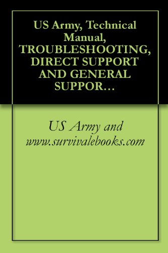US Army, Technical Manual, TROUBLESHOOTING, DIRECT for sale  Delivered anywhere in USA