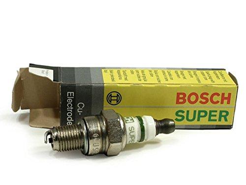 Candela di accensione Bosch USR7AC adatta per Stihl MS 180 MS180 nuovo modello, SW16