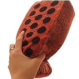 Tonsee Kreative High elastische Baumwolle Kern lebendige Backstein Kissen Soft für Home Office mit roten Ziegelsteinen Simulation Nap Kissen Neuheit Geschenk