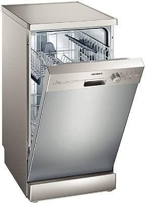 Siemens SR25E800EU Independiente 9cubiertos A+ lavavajilla ...