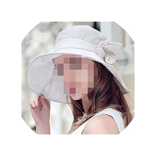 Minyu Foldable Summer Hat for Women Large Wide Brim, used for sale  Delivered anywhere in Canada