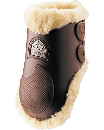 (Veredus Unisex Baloubet Grand Prix Rear Ankle Boot Brown Medium US)
