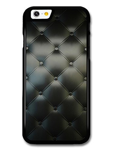 Chesterfield Style Black Leather Effect in a Cool Style case for iPhone 6 6S