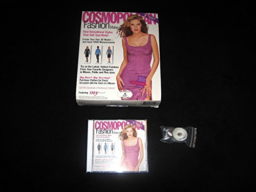 Cosmopolitan Fashion Makeover (Jewel Case)