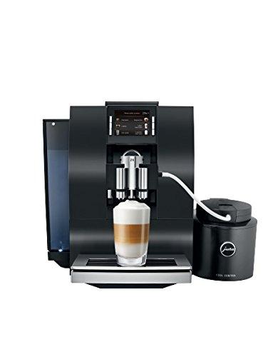 Aluminum Black Jura 15182 Automatic Coffee Machine Z6