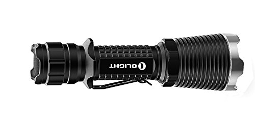 Olight M23 Javelot CREE XP-L 1020 Lumen Variable-Output Tail Switch Tactical LED Flashlight (Update Version of Olight M22)